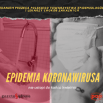 Prof. Flisiak: wkraju epidemia koronawirusa nieustąpi dokońca kwietnia