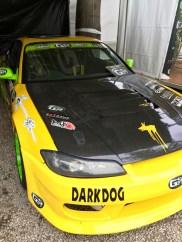 Nissan S15 de notre partenaire KD Racing.