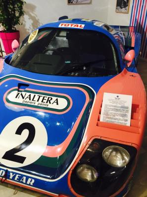Inaltera - 1976/77 - Pilote : Lella Lombardi et Christine Beckers.
