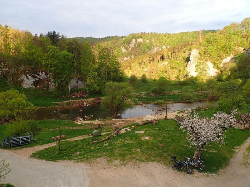 Enduro wandern Oberes Donautal