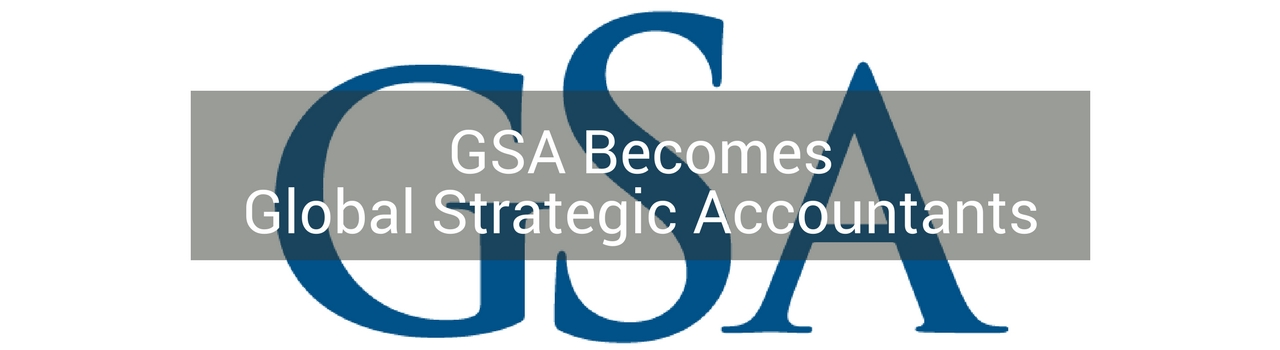 GSA Becomes Global Strategic Accountants