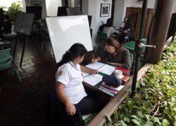 5 - Individual Tutoring Sessions La Antigua Guatemala September 2014