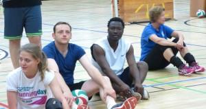 Volleyballturnier Juni 2016