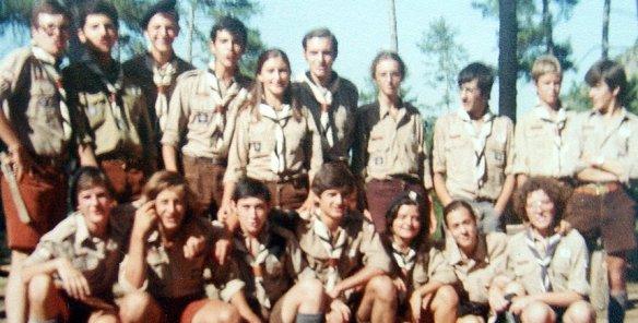 Unidad Brownsea 1976