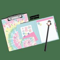 Penguin Pen and Clipboard Set