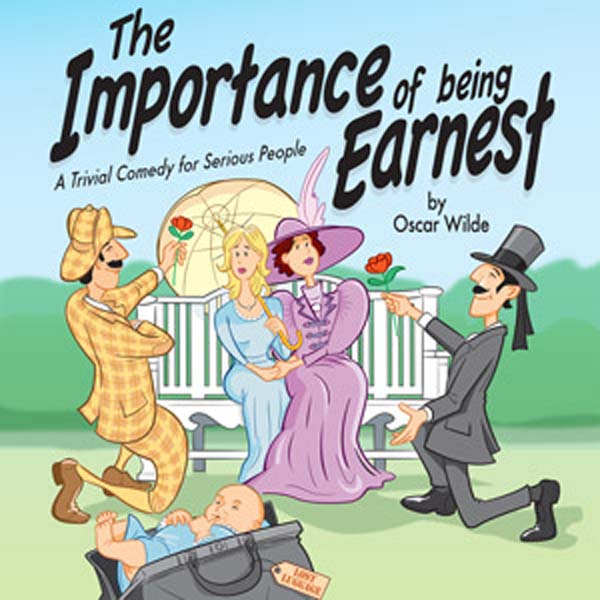 Preview the importance of being earnest a trivial comedy for Farcical comedy in the importance of being earnest