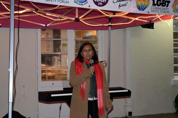 Purna Sen: Labour Parliamentary Candidate for Brighton Pavilion