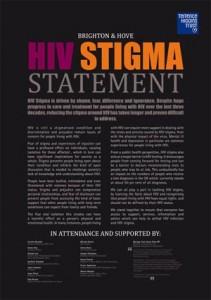 HIV STIGMA Statement