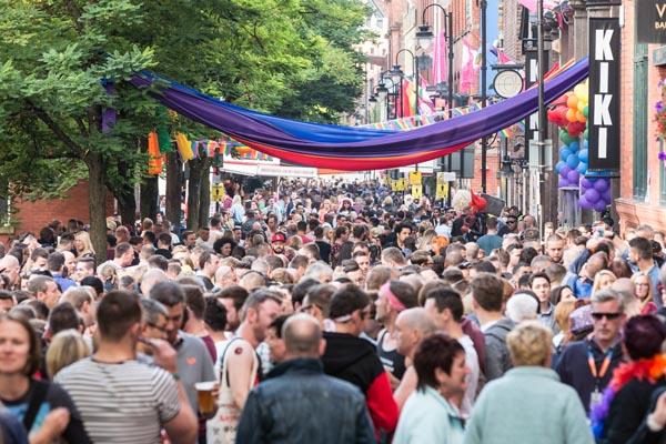Manchester Pride 2014