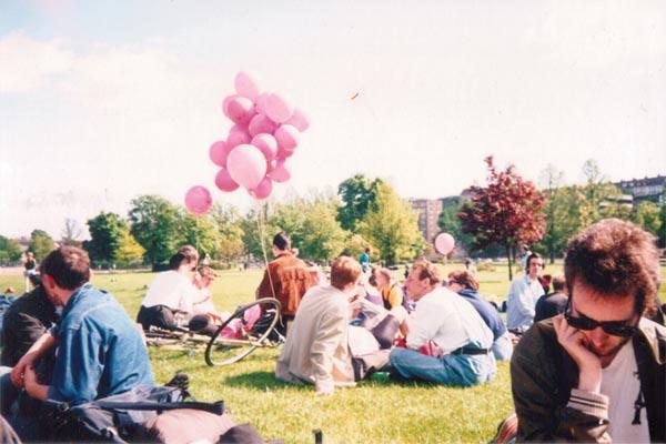 Pink Picnic, Preston Park 1991