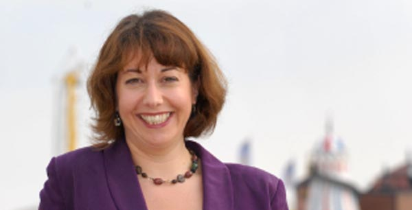 Nancy Platts: Labour parliamentary candidate for Brighton Kemptown & Peacehaven