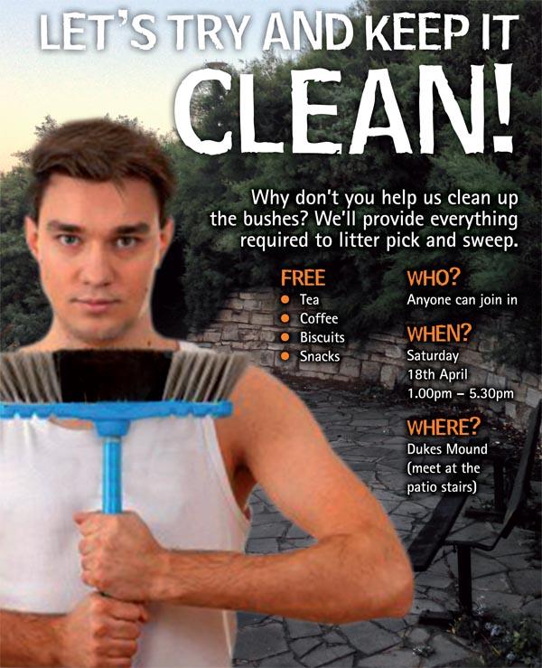 THT Keep It Clean