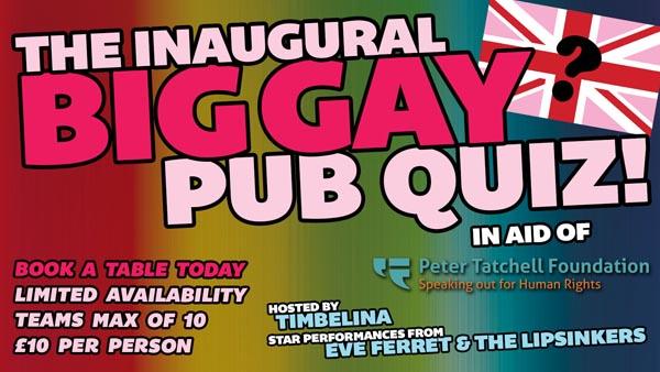 Big Gay Quiz