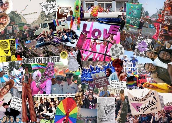 Brighton Pride Exhibition