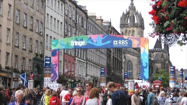 Edinburgh Festvial Fringe