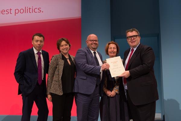 Labour Group Award