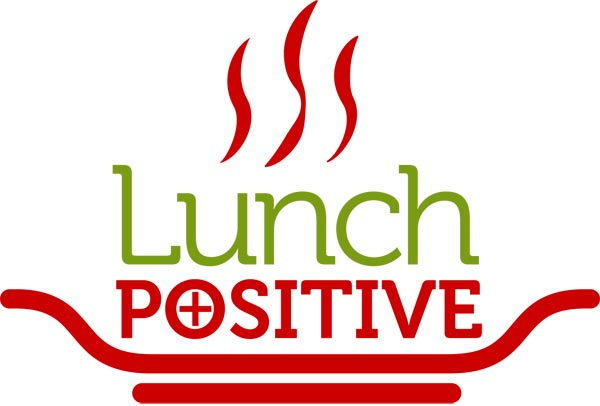 Lunch Positive logo