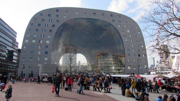 Markthal – Market Hall