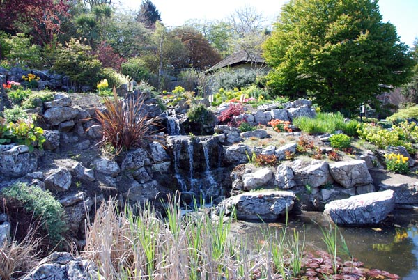 Preston Park Rockery