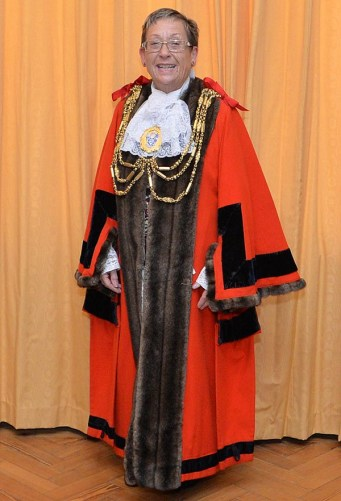 Mayor of Brighton & Hove, Cllr Mo Marsh