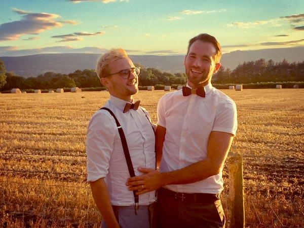Dan and Adam