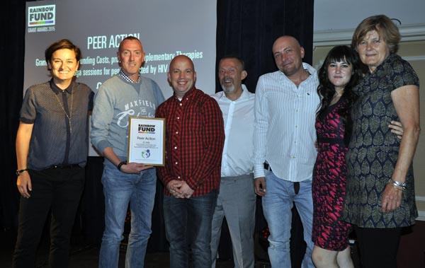 Rainbow Awards: Peer Action