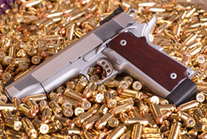 1911 and Ammo