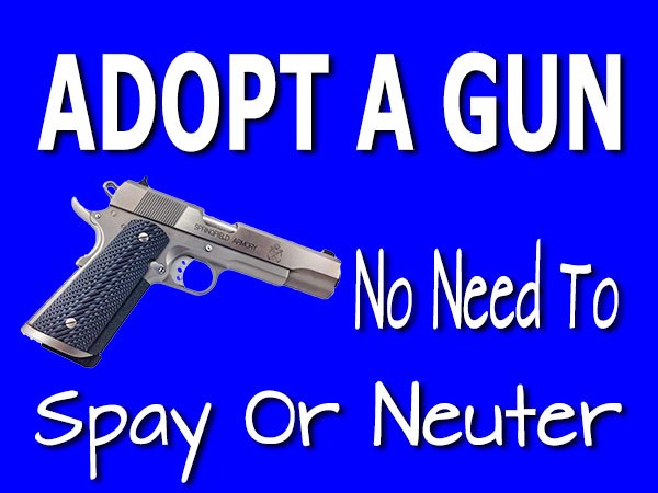 Adopt A Gun