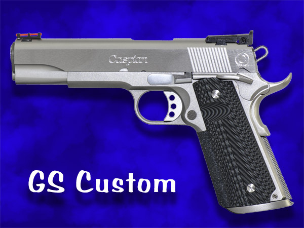Custom Target 1911