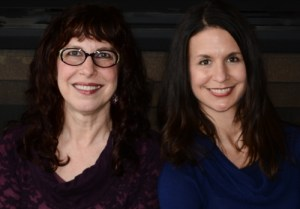 Cynthia Kahn and April Shepherd