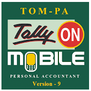 TOM- Tally On Mobile , Run Tally On Mobile