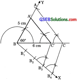 GSEB Solutions Class 10 Maths Chapter 11 Constructions Ex 11.1