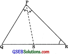 GSEB Solutions Class 9 Maths Chapter 7 Triangles Ex 7.4