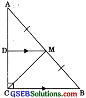 GSEB Solutions Class 9 Maths Chapter 8 Quadrilaterals Ex 8.2