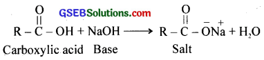 GSEB Solutions Class 12 Chemistry Chapter 12 Aldehydes, Ketones and Carboxylic Acids 45