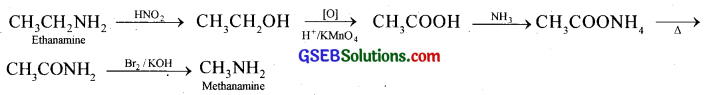 GSEB Solutions Class 12 Chemistry Chapter 13 Amines 15