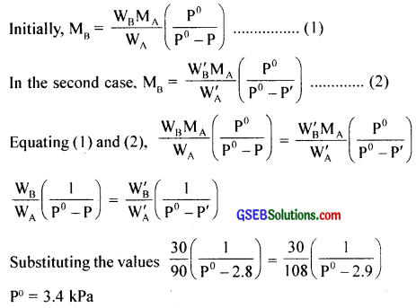 GSEB Solutions Class 12 Chemistry Chapter 2 Solutions img 22