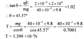 GSEB Solutions Class 12 Physics Chapter 1 Electric Charges and Fields 22