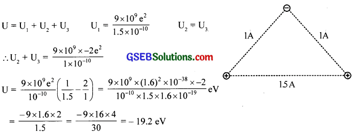 GSEB Solutions Class 12 Physics Chapter 2 Electrostatic Potential and Capacitance 14