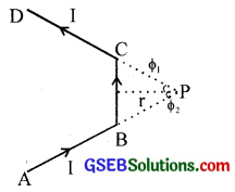 GSEB Solutions Class 12 Physics Chapter 4 Moving Charges and Magnetism 8