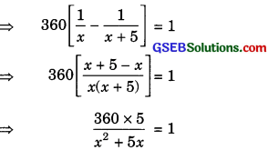 GSEB Solutions Class 10 Maths Chapter 4 Quadratic Equations Ex 4.3 img-14