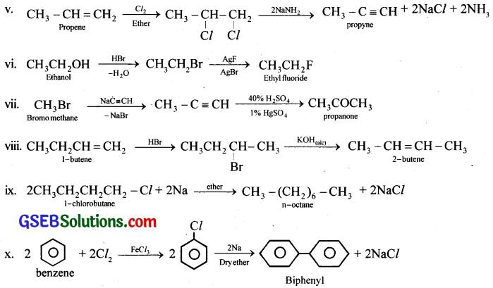 GSEB Solutions Class 12 Chemistry Chapter 10 Haloalkanes and Haloarenes 23