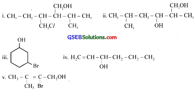 GSEB Solutions Class 12 Chemistry Chapter 11 Alcohols, Phenols and Ehers 2