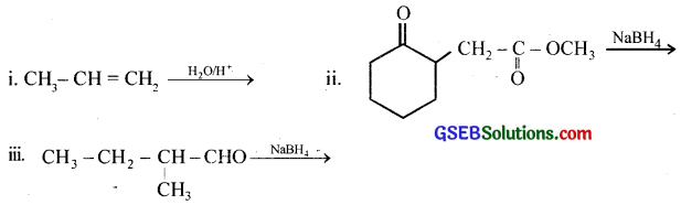 GSEB Solutions Class 12 Chemistry Chapter 11 Alcohols, Phenols and Ehers 5