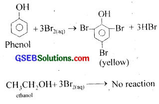 GSEB Solutions Class 12 Chemistry Chapter 11 Alcohols, Phenols and Ehers 56