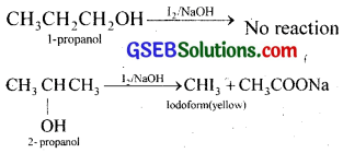 GSEB Solutions Class 12 Chemistry Chapter 11 Alcohols, Phenols and Ehers 57