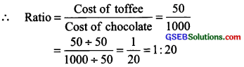 GSEB Solutions Class 6 Maths Chapter 12 Ratio and Proportion intext questions img 4