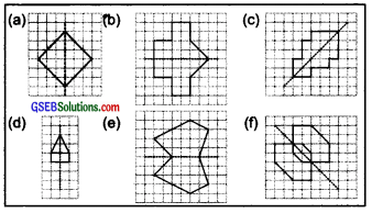 GSEB Solutions Class 6 Maths Chapter 13 Symmetry Ex 13.1 img 10