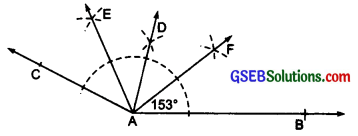 GSEB Solutions Class 6 Maths Chapter 14 Practical Geometry Ex 14.6 img 4