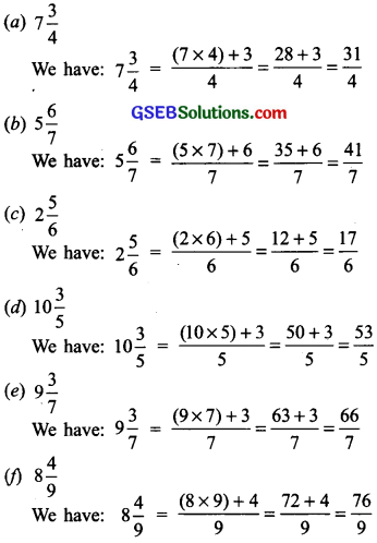 GSEB Solutions Class 6 Maths Chapter 7 Fractions Ex 7.2 img-11